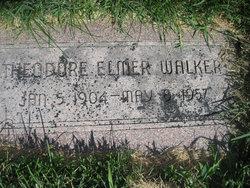Theodore Elmer Walker