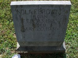Nola Fern Brown