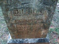Rhoda F. Dillon