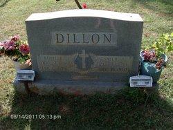 Sallie Jane <I>Robertson</I> Dillon