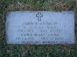 John Robert Anne, Sr