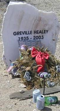 Greville Healey