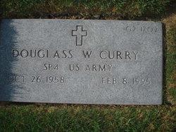 Douglass W Curry
