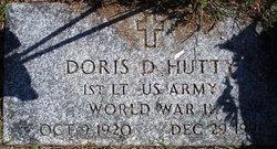Doris D. Hutty