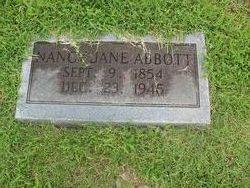 Nancy Jane <I>Christmas</I> Abbott