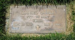 Pvt Manuel Garcia