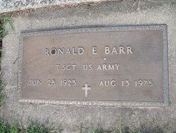 Ronald E. Barr