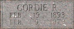 Cordelia Roy <I>Rankin</I> Fitzgerald