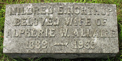 Mildred E <I>Northup</I> Allaire