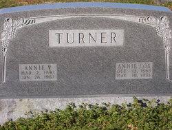 Annie Cox Turner