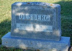 Marie Olsberg