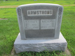 Walter H Armstrong