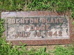 Benton Blake Poage