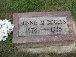 Minnie M Rogers