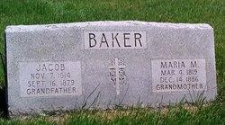 Jacob A. Baker