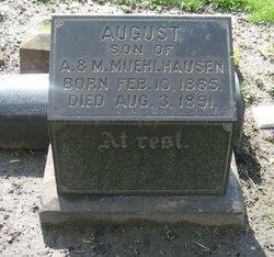 August Muehlhausen