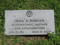 Irma R <I>Nelson</I> Borgen