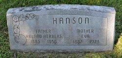Eva <I>Kearney</I> Hanson