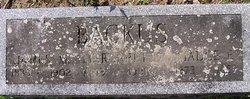James M Backus