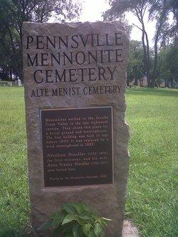 Pennsville Mennonite Cemetery
