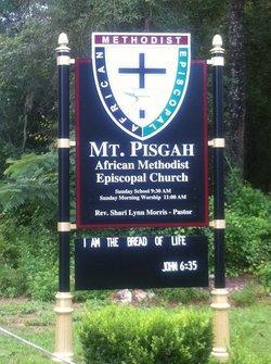 Mount Pisgah AME Church Cemetery