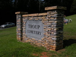 Troup Cemetery