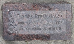 Thomas Reber Boyce