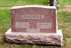 Rose E. <I>McClure</I> Amerine