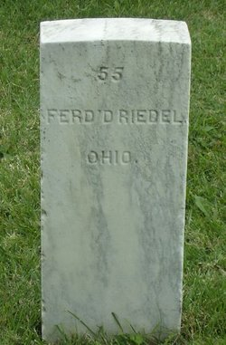 Pvt Ferdinand Riedell