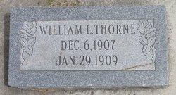William Lewis Thorne