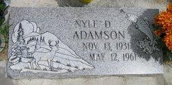 Nyle D. Adamson