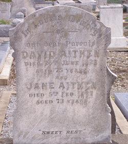 Jane <I>Fawcett</I> Aitken
