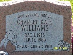 Charolete Kaye Williams