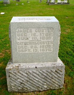 Catherine <I>Ross</I> Custer