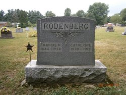 Francis M Rodenberg