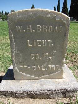 William Henry Broad