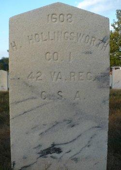 Harrison Hollinsworth