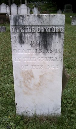 Lucius Gaylord