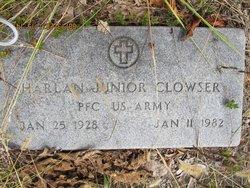 Harlan Junior Clowser