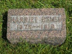 Harriet A. <I>Fairfield</I> Bemis