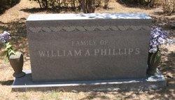 """William Alexander """"Will"""" Phillips"""