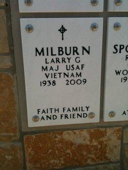 Larry G Milburn