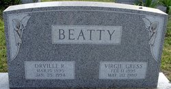 Orville Reed Beatty