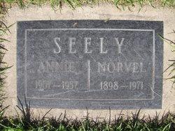 Annie <I>Butler</I> Seely