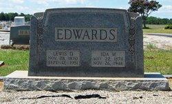 Ida Amanda <I>McMahan</I> Edwards