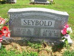 Olive Doris <I>McCarty</I> Seybold