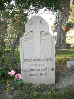 Adelaide <I>Dean</I> Child