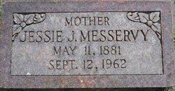 Jessie Jane <I>Thompson</I> Messervy