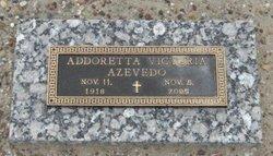 Addoretta Victoria <I>Spaletta</I> Azevedo