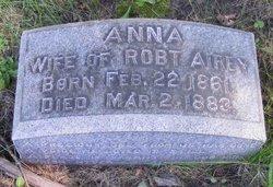 Anna <I>Long</I> Airey